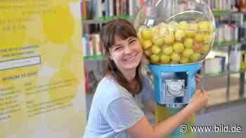 """Frankfurt: Glücks-Maschine in Bibliothek: Was ist ein """"Gutsje-Gligger""""? - BILD"""