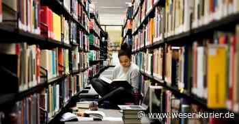 Uni-Bibliothek Bremen: Jeder dritte Platz ist derzeit verfügbar - WESER-KURIER