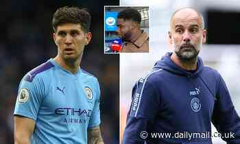 Micah Richards claims Pep Guardiola does not trust John Stones and urges Man City to sort defence