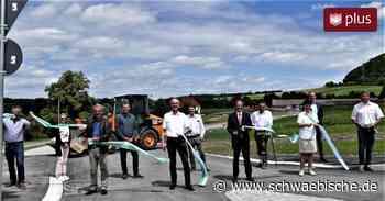 Ein großer Tag für Lauchheim: Das Baugebiet Kalvarienberg ist eröffnet - Schwäbische