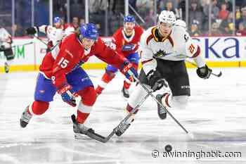 Montreal Canadiens add depth with Sam Vigneault and Corey Schueneman