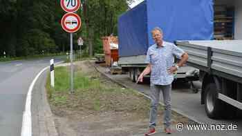 Radweg-Lückenschluss von Melle nach Bad Essen - Neue Osnabrücker Zeitung