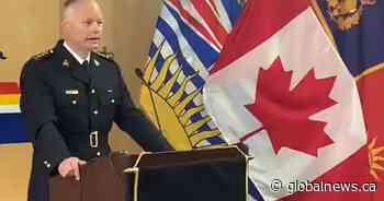 B.C. RCMP to add mental-health teams in wake of disturbing video of wellness check