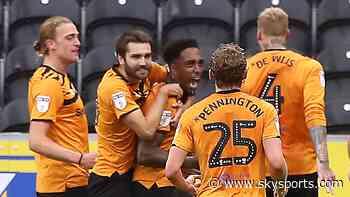 Hull earn vital late win over Boro