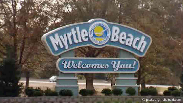 City Of Myrtle Beach Makes Masks Mandatory In Public Places