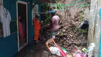 Un hombre arrastrado por corriente de río en Cañazas y varios árboles caídos tras sistema de mal tiempo - TVN Panamá