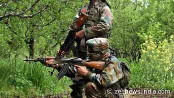 CRPF jawan martyred, terrorist killed in encounter in Jammu and Kashmir`s Srinagar