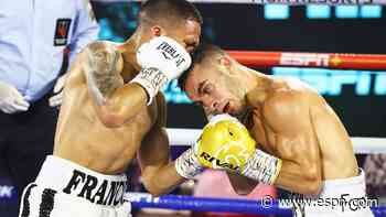Moloney to exercise rematch clause vs. Franco