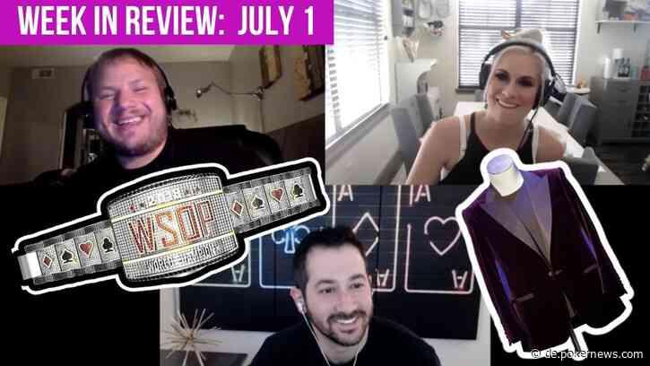 PokerNews Week in Review: WSOP Online Bracelets