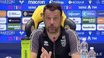 """D'Aversa polemico: """"Pareggio Verona? Non fate finta di niente..."""" - La Gazzetta dello Sport"""