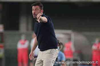 """Parma, D'Aversa: """"Non voglio parlare di arbitri, ma dei nostri errori"""" - Corriere dello Sport.it"""