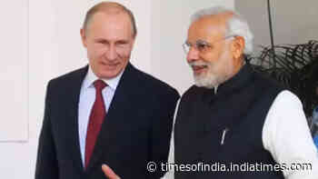 PM Narendra Modi speaks to Putin, congratulates him on 75th anniversary of Victory Day