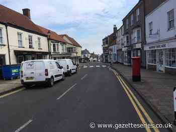 Changes made to closure of Thornbury High Street - South Cotswolds Gazette