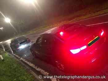 Bradford Road, Thornbury, 'race track' road sees driver speed - Bradford Telegraph and Argus