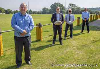 Thornbury Rugby Club receives funding for new changing facilities - South Cotswolds Gazette