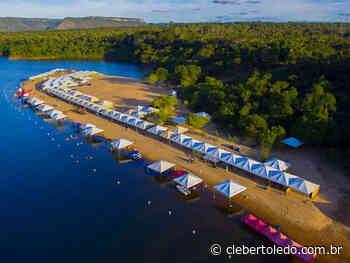 Tocantínia, Lajeado e Miracema estudam decreto comum para evitar aglomerações na temporada de praia - Cleber Toledo