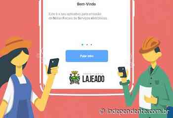 Prefeitura de Lajeado lança aplicativo para emissão de Nota Fiscal Eletrônica no celular - independente