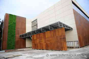 Obras em fase de conclusão na Prefeitura de Lajeado - Infomativo