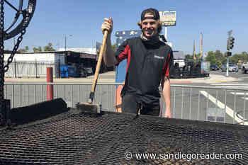 Corbin's Q's Scrumptiously SLO barbecue