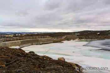 Pumping begins to help top up Iqaluit's Lake Geraldine - Nunatsiaq News