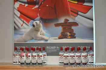 RCMP seize liquor and cash in Iqaluit - Nunatsiaq News