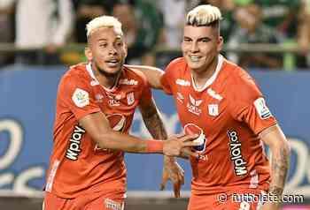 Duván Vergara, Michael Rangel y una emotiva despedida - Futbolete