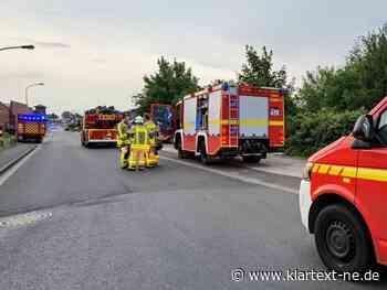 Grevenbroich: Feuer in Textilbetrieb - schnelle Reaktion verhindert großen Schaden   Rhein-Kreis Nachrichten - Rhein-Kreis Nachrichten - Klartext-NE.de
