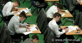 Pupils could sit fewer GCSE exams with more optional questions in Covid shake-up