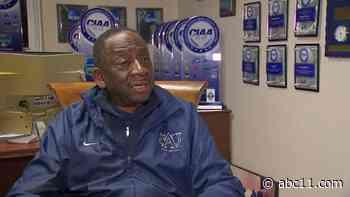 Saint Augustine's fires legendary track & field coach George Williams - WTVD-TV