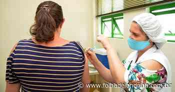 Vacinação contra gripe em Londrina segue até sexta-feira - Folha de Londrina
