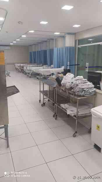 Hospital Evangélico de Londrina reabre pronto-socorro após higienização - G1