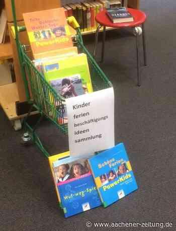Blind-Date-Tüte weiter im Angebot: Stadtbücherei Monschau in den Sommerferien geöffnet - Aachener Zeitung
