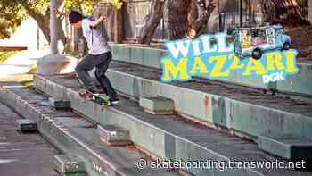 DGK | Will Mazzari Treats