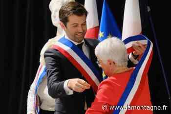 Jean-Sébastien Laloy reconduit dans ses fonctions de maire à Cusset (Allier) - La Montagne