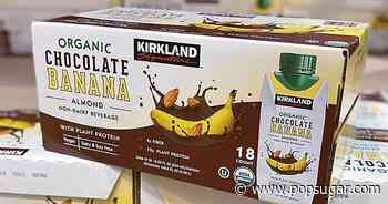 Get 10 Grams of Quick Vegan Protein With Costco Organic Chocolate Banana Almond Milk - POPSUGAR