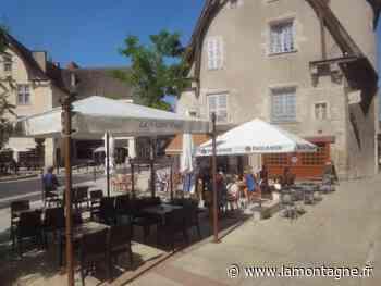 Déconfinement - La réouverture des restaurants redonne vie au centre-ville de Cusset (Allier) - La Montagne