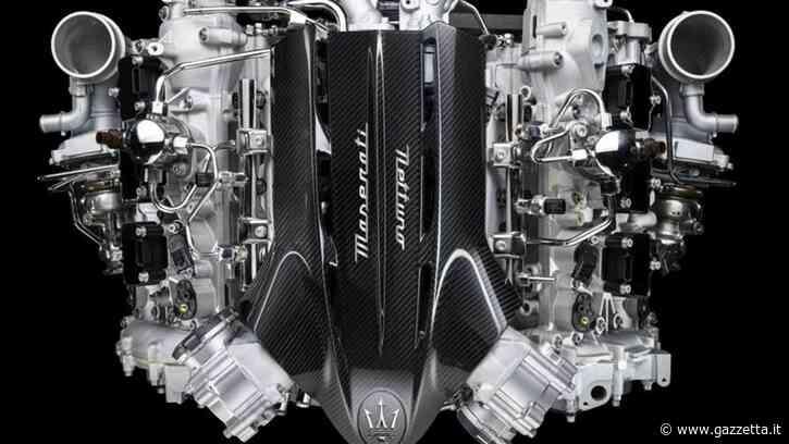 Maserati Nettuno: il nuovo motore per la MC20 - La Gazzetta dello Sport