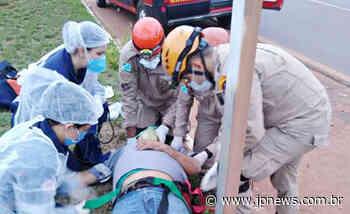 2º acidente com morte de morador de Castilho é registrado na Ranulpho - JPNews