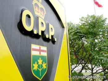 Serious injuries in single-vehicle crash near Carleton Place