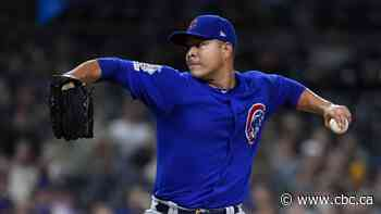 House work, no play: Cubs pitcher cuts thumb washing dishes, out indefinitely