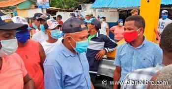 Alcalde de La Ciénaga, en Barahona, llama a votar temprano y mantener distancia - Diario Libre