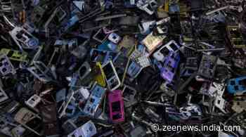 World`s e-waste `unsustainable`, says UN report citing China, India and US