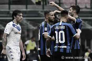Sem dó nem piedade! Internazionale massacra Brescia pelo Campeonato Italiano - VAVEL.com
