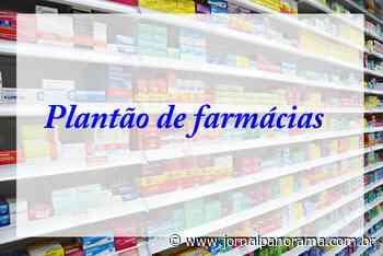 Taquara: Secretaria Municipal de Saúde divulga a escala de plantão das farmácias para julho - Panorama
