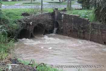 Moradores do bairro Empresa, em Taquara, sofrem com alagamento após chuvas fortes - Repercussão Paranhana