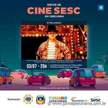 Igrejinha, Taquara e Três Coroas recebem sessões do CineSesc Drive-In em julho - Panorama