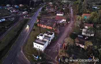 Destruição: Taquara Verde tem situação crítica devido ao temporal - Caçador Online