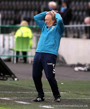 Neil Warnock bemoans Middlesbrough's poor crossing
