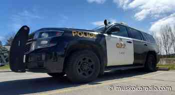Impaired Driver Charged - Gravenhurst - The Bay 88.7FM #WeAreMuskoka - Hunters Bay Radio