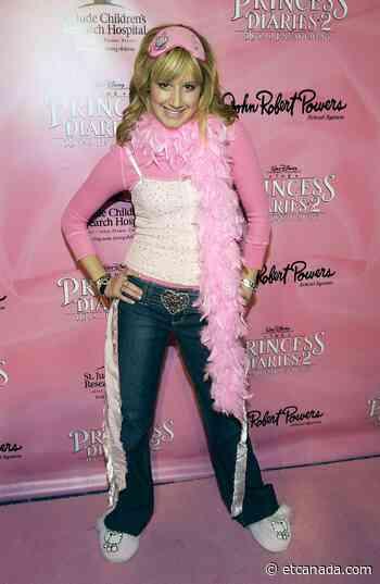 Style Evolution: Ashley Tisdale - ETCanada.com
